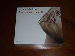 Die Traumnovelle - Arthur Schnitzler - 3 CD Hörbuch Box-Set