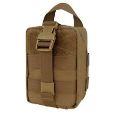 Condor Rip Away EMT Lite Pouch - Coyote - 191031-498 - New - MOLLE PALS