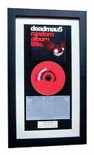 DEADMAU5 Random Album Title CLASSIC CD Album QUALITY FRAMED+EXPRESS GLOBAL SHIP