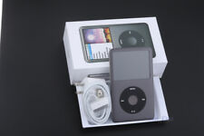 Apple Ipod Classic 7th Gen 160GB Black Color / Excellent Condition / Refurbished