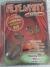 DVD   Karaoke - Fetenhits
