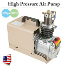 New listing 80L/min 30Mpa Air Compressor Pump 110V Pcp Electric High Pressure System Fda