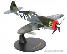 REPUBLIC P-47D THUNDERBOLT RAZORBACK USA AVION PLANE 1:72 IXO ALTAYA diecast
