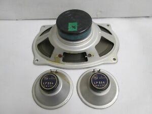 Lautsprechersatz für DDR RFT-Röhrenradio Oberon