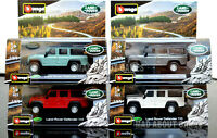 LAND ROVER DEFENDER 110 1:47 Car Model Cars Die Cast Metal Miniature Toy Models