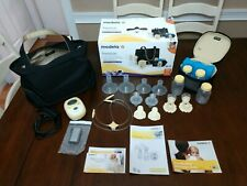 New medela freestyle double electric breast pump