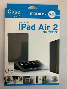"""Mobilis C2 24.6 cm (9.7"""") Folio Black Case C2 for iPad Air 2"""