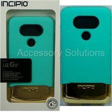 Incipio LG G5 EDGE CHROME Rugged Case Cover Teal / Gold, LGE-296-TLGD