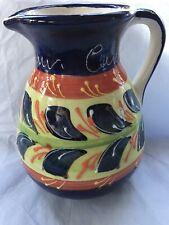 Hand Crafted Pitcher From Spain