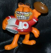 """2.5"""" Garfield Football Player Foot Ball American Action Figures Figurines Toys"""