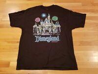 H18 TEE-SHIRT LIMALLOV MICKEY XXL Disneyland Paris