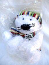 Avon Collectable.Bernard The Polar Bear.Plush.by Rikey for Russ.New.Sealed