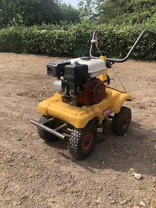 Power-Mec Turf Cutter Powered by a Honda GX160 Engine 5.5hp