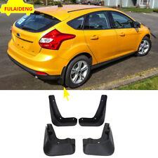 For Ford Focus Hatchback 2012-17 1.0T/1.6L Splash Guards  Mud Flap Mudguard