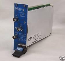 LeCroy PXI-Oszilloskop Modul 250MHz 1GS/s PXD212