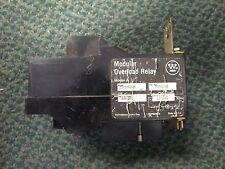 Westinghouse Modular Motorschutzschalter Mora 1MAE 25A mit HTM-09 Modell B 600V gebraucht