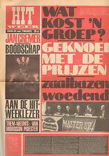 HITWEEK 1967 nr. 19 - THEM / JAN CREMER / LOVIN'  SPOONFUL