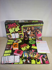 "1992 Vintage ""Saved by the Bell"" board game Zack/Kelly/Slater/Screech RARE"