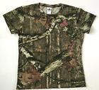 NEW Mossy Oak Break Up Infinity Camouflage Brush Outdoors Hunting T- Shirt Large