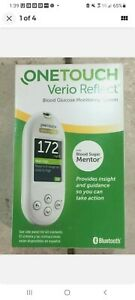 OneTouch Verio Reflect - Blood Glucose Monitoring System. FREE SHIPPING