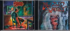 Morbid Saint 2CD SET (Spectrum Of Death, Destruction System)