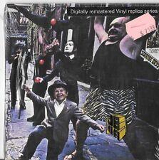 THE DOORS  -  STRANGE DAYS.    /    LTD EDITION  REMASTERED  REPLICA VINYL CD.