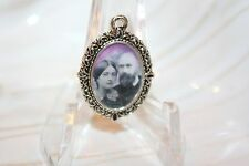 Silver Medal to add to Rosaries/Bracelets/Zipper Pulls/Bl. Louis & Zelie Martin