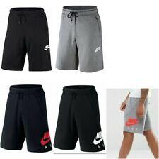 Mens Nike Fleece Shorts Ebay