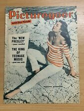 26 APR 1958 PICTUREGOER MAGAZINE - IS TOMMY SANDS A PRESLEY OR A JAMES DEAN?