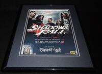 Shadows Fall 2005 Framed 11x14 ORIGINAL Vintage Advertisement