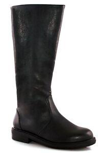 Men's Tall Black Costume Boots