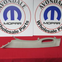 DODGE RAM 1500 2500 3500 Driver Side Left A Pillar Grab Handle NEW OEM MOPAR