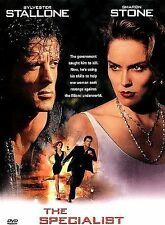 The Specialist (DVD, 1998) Sylverster Stallone and Sharon Stone