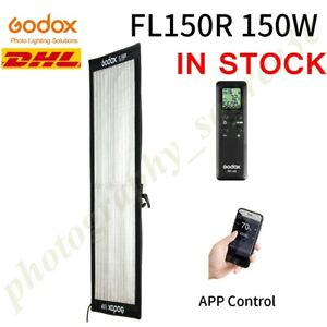 Godox FL150R 150W Flexible LED Video Light Rollable Cloth Lamp Controller Remote