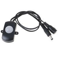 DC5-24V 5A Mini Auto PIR Motion Infrared LED Light Strip Sensor Detector SwRKUS