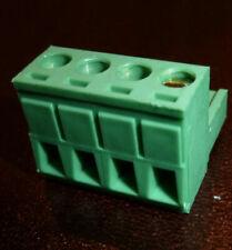 4 Way 5mm Female Plug Terminal Block Dinkle 5esdv-4p Mates to Camdenboss (5p4)