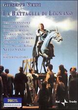 VERDI: LA BATTAGLIA DI LEGNANO [DVD VIDEO] NEW DVD