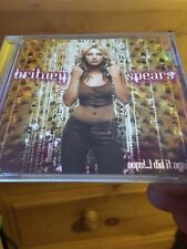 Britney Spears .– Oops!...I Did It Again