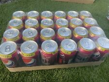 Wholesale crate PEPSI MAX CHERRY 24 cans 330ml Fast Dispatch UK