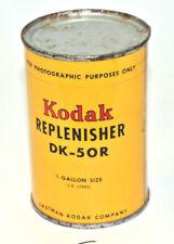 Kodak Replenisher Dk-50R F Unopened with key