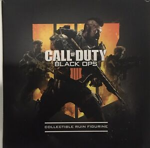 CALL OF DUTY BLACK OPS Collectible Ruin Figurine - FREE POST