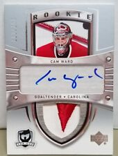 2005-06 The Cup Cam Ward Patch Auto RC #162/199