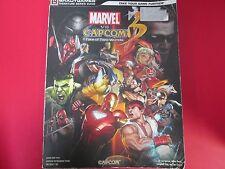 Marvel vs. Capcom 3 by Capcom Japan Staff and BradyGames Staff (2011, Paperback)