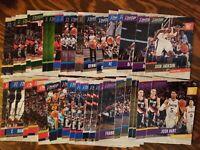 2017-18 PANINI PRESTIGE BASKETBALL ROOKIES ROOKIE LOT OF 43 CARDS