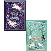 The Magical Unicorn Society 2 Book Set: Handbook and Colouring Book