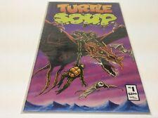 TURTLE SOUP # 1 (MIRAGE/1987/TEENAGE MUTANT NINJA/TMNT/STEVE BISSETTE/06172)
