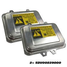 2×Xenon Headlight BALLAST Control Unit 5DV009000 For 2005-2010 Cadillac Escalade
