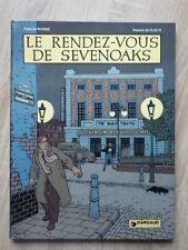 Rivirere Floc'h LE RENDEZ VOUS DE SEVENOAKS Dargaud DL 2eme Trimestre 1979