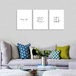SET OF 3 A4 BED PRINTS. Wall Art Poster Picture Prints Love Romance Oasis Lyrics