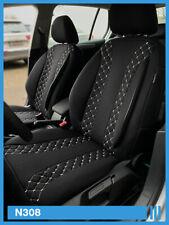 Maß Sitzbezüge Mercedes Vito Viano W639 Fahrer & Beifahrer ab  FB:N308